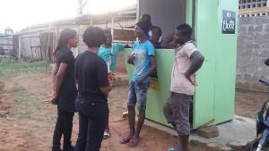 DRIME Togo street ministry