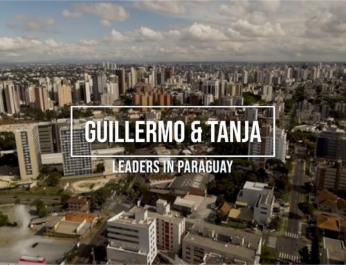 Guillermo & Tanja – Celebrating 25 years!